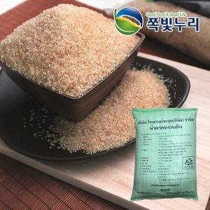 비정제 원당 천연당 15kg 프리미엄 효소 과일청 매실