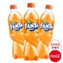 환타 오렌지 600ml X 24PET 공식인증판매처 코카콜라