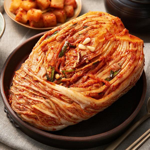 대복 포기김치20kg(10kg+10kg) (꽃게육수로 맛을 낸)