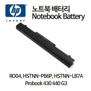 HP 정품배터리 RO04 HSTNN-PB6P Probook 430 440 G3