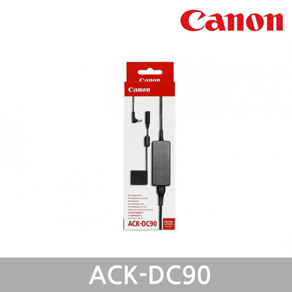 (캐논공식총판) 캐논정품 ACK-DC90 최신박스품/빛배송
