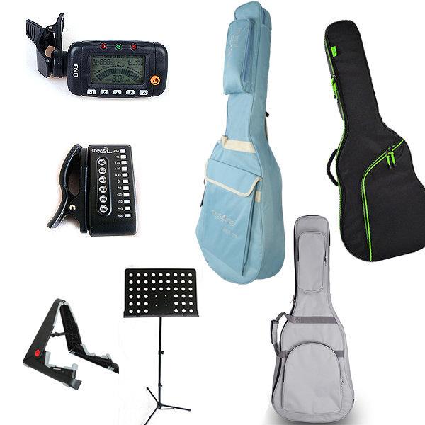 기타 악세사리 통기타 기타케이스 튜너 메트로놈 가방