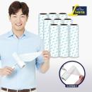 사선컷팅 테이프크리너 3입X3개 /총 리필9개