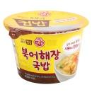 맛있는 오뚜기 컵밥 북어해장국밥 175g