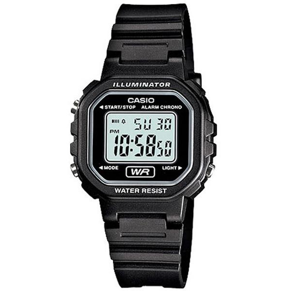 카시오정품 LA-20WH-1A 스포츠 전자손목시계