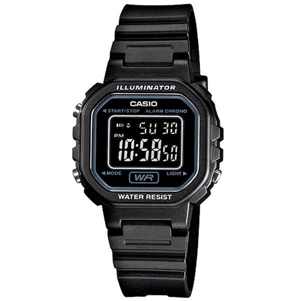 카시오정품 LA-20WH-1B 스포츠 전자손목시계