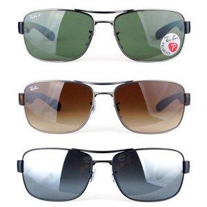레이밴 RB3522 편광렌즈 선글라스 백화점AS가능 RayBa