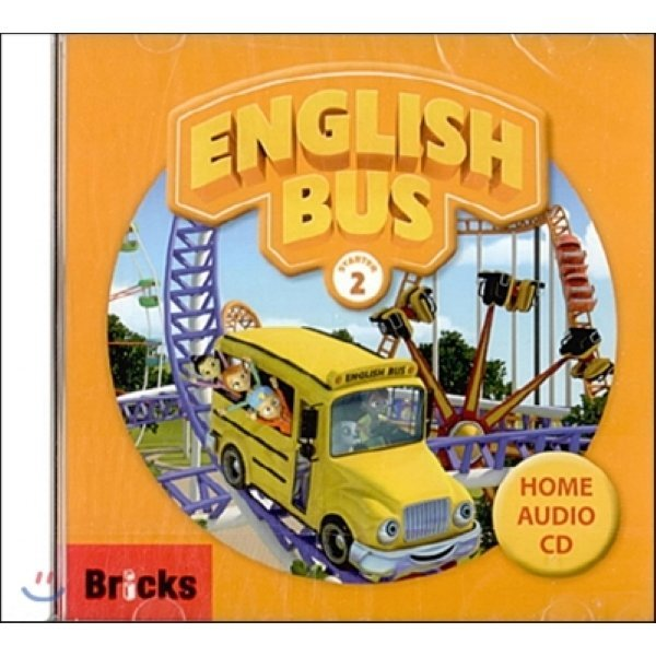 English Bus Starter 2-Home Audio CD