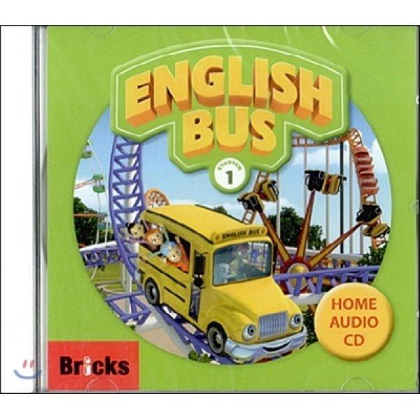 English Bus Starter 1-Home Audio CD
