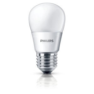 필립스 4W LED MINI BULB 2700K 전구색 백열 전구