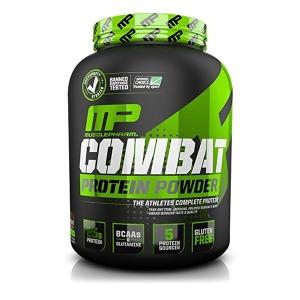 머슬팜 컴뱃 단백질 보충제 100% 웨이 5파운드