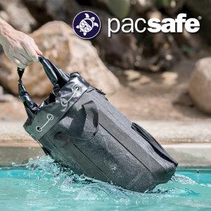 팩세이프 Dry 15L  Portable Safe 도난방지 및 방수백팩 겸 크로스백