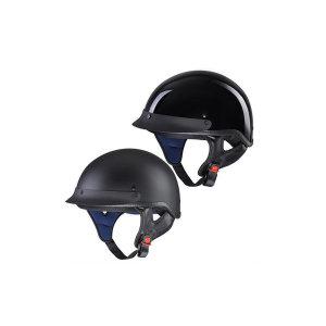 Motorcycle Half Helmet DOT Open Face 하프 헬멧