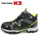 K2 safety K2-62 6인치 다이얼 안전화 케이투세이프티