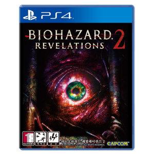 뉴클리어(PS4) 바이오하자드 레벨레이션스2 한글판