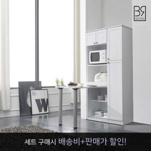 셰프주방수납장세트/식탁렌지대/틈새장/광파/댐퍼경첩
