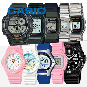 카시오AE-1000W-1A/MRW-200H-1B/군인시계 손목시계