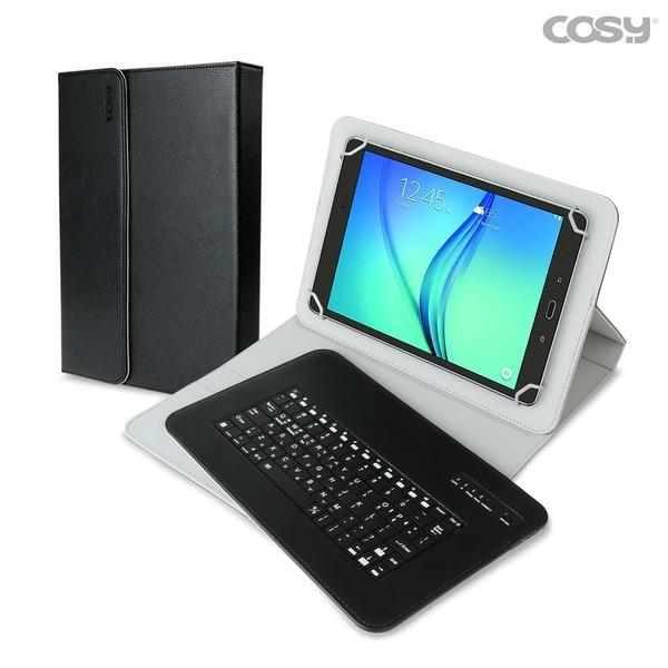 [코시] 블루투스 태블릿 케이스 키보드 KB1404CSBT