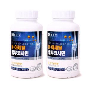 VT 종근당 N-아세틸 글루코사민X2통(6개월분) 관절