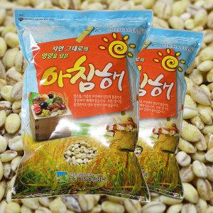 2018년 햇 국산 보리쌀 5kg/찰보리/쌀보리/늘보리