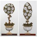 인테리어 부조 장식 벽걸이 그림 액자 돈나무(대)