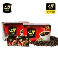 베트남커피 G7블랙커피(수출용/내수용)2g x 15개입