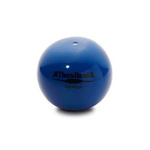 세라밴드 소프트 웨이트볼 블루