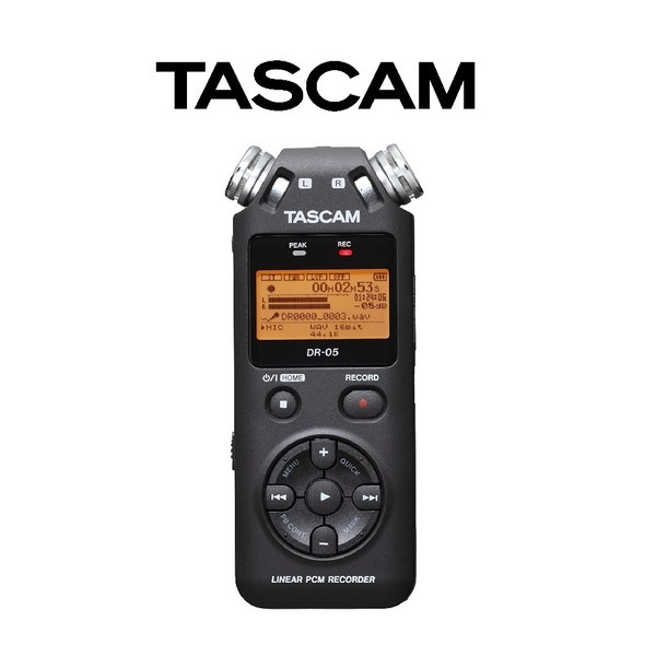 TASCAM DR-05 V2 Field Recorder/타스캠 녹음기