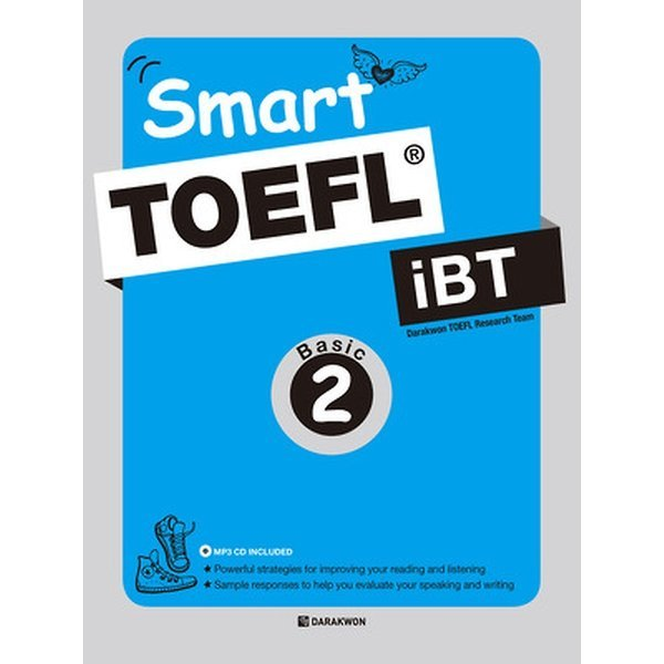 Smart TOEFL iBT Basic 2