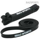 바투정품 풀업밴드 2단계-블랙 턱걸이 근력 철봉 운동