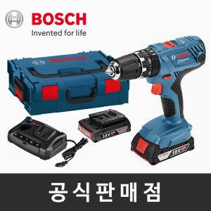보쉬/GSB18V-21/GSR18V-21/충전임팩드릴드라이버세트
