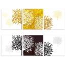 생명의나무 캔버스그림액자 풍수에 좋은 수작업그림