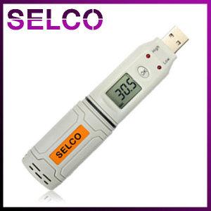 USB 데이터로거 온도계 SL170 창고 하우스 컨테이너