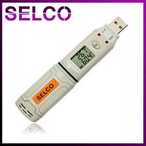USB 데이터로거 온습도계 SL173 창고 하우스 컨테이너