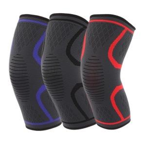 농구축구등산자전거테니스통기성 스판 무릎보호대아대