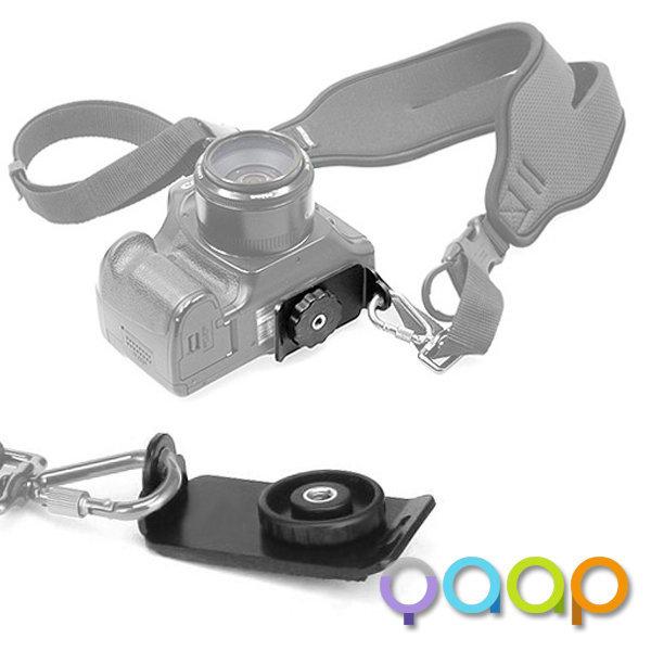 호루스벤누 Q-P14 카메라 삼각대홀 퀵스트랩 플레이트