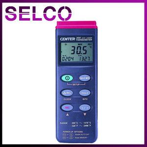 데이터로거온도계 CENTER305 프로그램포함 온도기록계