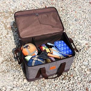 대형 캠핑 다용도 멀티백 소품 용품 수납 가방 케이스