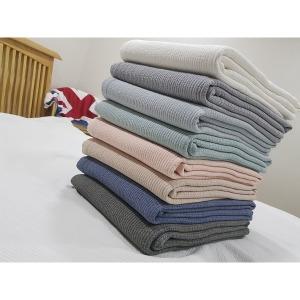 천연 목화솜 순면 침대 패드 겸 이불 8colors