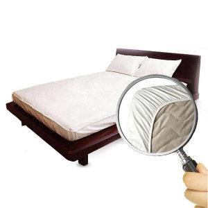 침대매트리스방수커버 진드기방지 침대커버