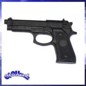 고무권총(I-52) 22 13.5 3.5 고무총 훈련용 모형총