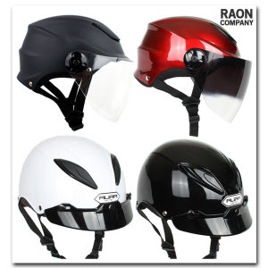아우라 JX1S 위닉스 오토바이 헬멧 반모 하이바 용품