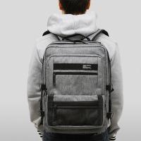 15인치 노트북 백팩 메쉬 포켓 확장 도난방지 가방