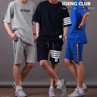 트레이닝복세트구성/여름츄리닝복/반팔반바지운동복