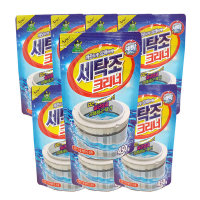 세탁조크리너 (450g) X 5팩 세탁조 세정제
