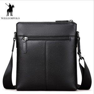WilliamPOLO-001D(검정) 남성클러치백 손가방 크로스백