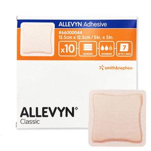알레빈 접착성 폼드레싱 66000044 (12.5x12.5cm) 10매