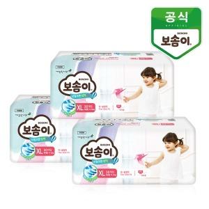 리얼코튼 썸머 팬티 기저귀 특대형 여아 30매 x 3팩