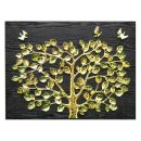 인테리어 부조 장식 벽걸이 그림 액자 돈나무(특대)