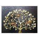 인테리어 벽걸이 장식 그림 액자 돈부엉이나무(특대)